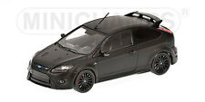 Minichamps - 2010 Ford Focus RS 500 - Matt Black - 1:43 #400 088104 NEW