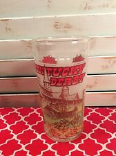 Vintage 1978 Kentucky Derby Glass /Tumbler Churchhill Downs
