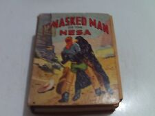 1939 The Masked Man of the Mesa By Cleve Endicott