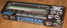 Furman M-8X2 Merit Series 8 Outlet Power Conditioner and Surge Protector