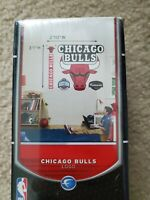 BRAND NEW NFL CHICAGO BULLS LOGO 3FT X 2FT AUTHENTIC FATHEAD WALL DECAL