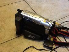 JVC Videocamera VHS GR-FXM39EK zoom digitale 700