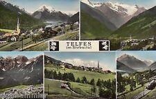 Telfes Stubaital Tirol AK 1962 Mehrbild Österreich 1601209