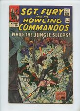 Sgt. Fury and his Howling Commandos #17 (1965) VG/FN 5.0