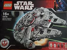 LEGO 10179 Star Wars Ultimate Collector's  Millennium Falcon 1st Ed. New Sealed