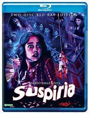 Dario Argento's Suspiria 2-Disc Blu-ray Special Set 2018 Synapse Restoration