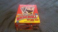 1988 Topps Baseball Wax Box 36 count UNOPENED