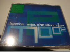RAR MAXI CD. DEPECHE MODE. ENJOY THE SILENCE. 04. SEALED. PRECINTADO. STICKER