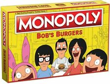 USAopoly MONOPOLY?: Bob's Burgers Board Game