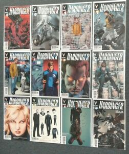 Harbinger #1-25 +More! Valiant Comics Complete Set! VF-NM 8.0-9.0 or Better!