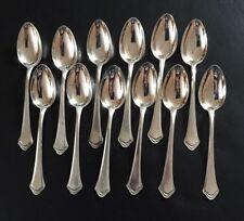 12 antike 800er Silber Kaffeelöffel