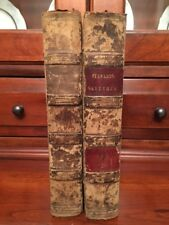 RARE 1825 Highlanders of SCOTLAND, Military Regiments Soldiers Scottish CLANS 2V