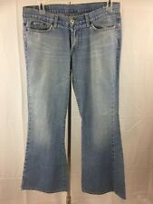 Lucky Brand Womens Size 14/32 Dungarees Jeans Sweet N' Low E