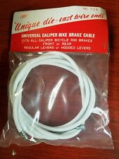 Vintage NOS Cherry Bicycle Universal Caliper Brake Cable Fits All Front or Rear
