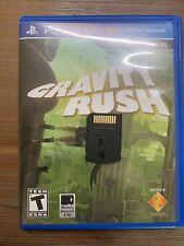 Gravity Rush (Sony PlayStation Vita, 2012)