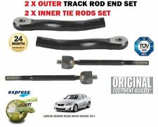 Inner Rack End fits LEXUS IS200d Mk2 2.2D Left or Right 10 to 12 2AD-FTV Tie Rod
