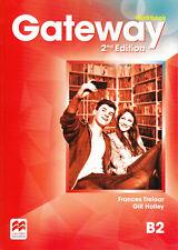 Macmillan GATEWAY B2 2nd Edition Workbook @BRAND NEW@