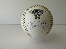 David Wright Official Pirates All Star Signed Baseball LOA PSA/DNA - Mint
