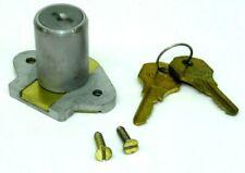 Nos Vintage Ccl Desk Cabinet Lock 78 X 1 316 Cylinder Brass 02067 Usa Es
