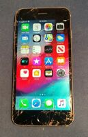 Apple iPhone 6 Space Grey A1549  16G iCloud On, Clean IMEI #12