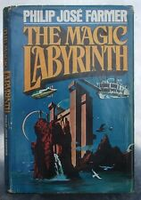 Philip Jose Farmer THE MAGIC LABYRINTH (Riverworld Book 4) Berkely 1980 HB