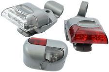 Loc-LITE SPECIALE MOTO A LED LUCI che blocca insieme in tasca grande design