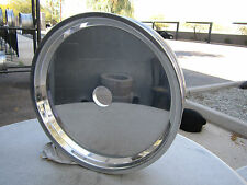 FORGED ALUMINUM MOTORCYCLE WHEEL BLANK  18 X 3.50