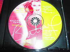 Britney Spears Herbal Essencess Promo Picture Disc (Deep In My Heart) CD