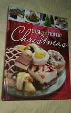 Taste of Home Christmas  Cookbook Hardcover 2012