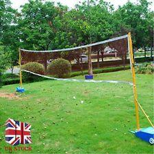 Badminton Tennis Volleyball Net For Beach Garden Indoor Outdoor Games