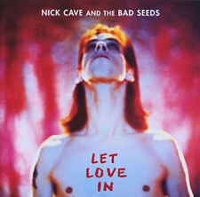 """Nick Cave and the Bad Seeds : Let Love In VINYL 12"""" Album (2015) ***NEW***"""