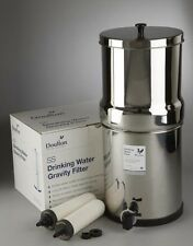 Doulton Stainless Steel Drinking Water Gravity Filter