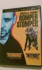 Romper Stomper Special Edition 2 Disk DVD Set - Out of Print & Rare