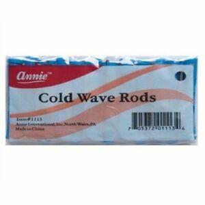 #1113 ANNIE COLD WAVE RODS SHORT 12PC [144 Rods]