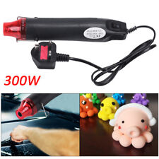 300W Mini Heat Gun DIY Electric Nozzles Tool Hot Air Gun Embossing Drying Paint