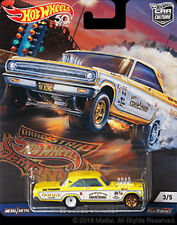 Hot Wheels Dodge Coronet 65 Mooneyes Dragstrip Demons FPY86-956F 1/64