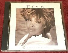 """TINA TURNER """"What's Love Got To Do With It"""" CD in Original Case! *FREE SHIPPING*"""