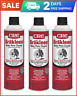 3 Pack CRC 05089 BRAKLEEN Brake Parts Cleaner - Non Flammable -19 Wt Oz