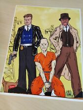 Original art Se7en Print (Seven movie)