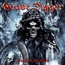 """GRAVE DIGGER """"CLASH OF THE GODS""""  CD NEW+"""