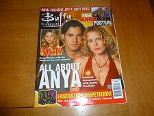 BUFFY THE VAMPIRE SLAYER MAGAZINE - Issue 24 - Date 08/2001 - Titan Books