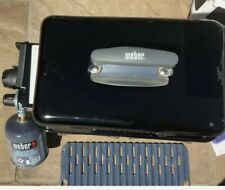 Weber Go-Anywhere Portable Gas BBQ Used but in excellent condition