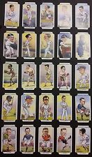 Card Collectors Society Full Repro Set 50 - Churchman - Sporting Celebrities