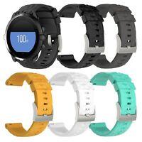 Quick release Silicone Wrist Band Strap for Suunto Spartan Sport Wrist HR Baro