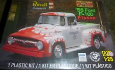 """REVELL Ed """"BIG DADDY"""" Roth 1956 Ford F-100 PICKUP 1/25 Model Car Mountain fs"""