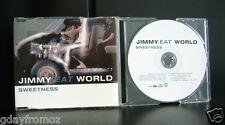 Jimmy Eat World - Sweetness 5 Track CD Single Inc Video