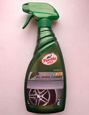 Turtle Wax All Wheel Cleaner Car Auto Rims Restorer Spray, 500 ml