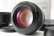 【MINT】 Nikon Noct NIKKOR 58mm f/1.2 Ai-s f 1.2 AIS Lens w/ LensHood From Japan