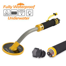 30M Underwater Metal Detector Fully Waterproof Pinpointer Diving Gold Hunting