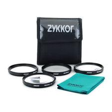 52mm Close up Macro +1+2+4+10 Filter Kit Set for AF-S 55-200mm Nikon/Nikkor lens